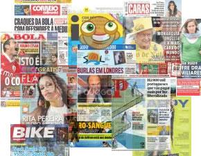Ver Capas de Jornais e Revistas